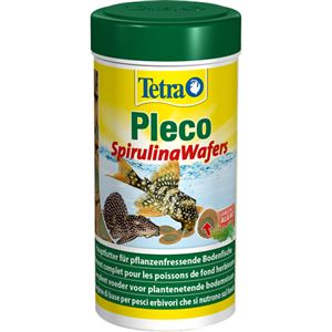 Tetra Pleco Spirulin Wafers 250ml
