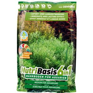 DENNERLE Substrát NutriBasis 6in1 2,4 kg