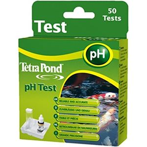 Tetra Pond Test pH
