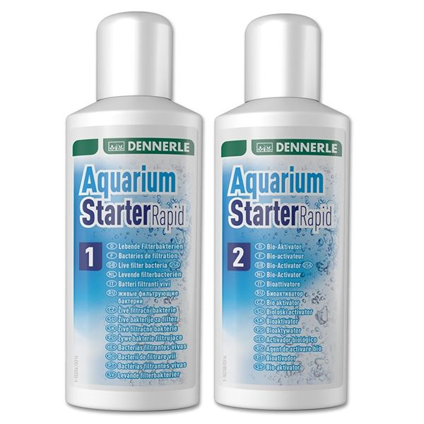 DENNERLE Starter Rapid 2x 100 ml